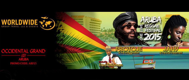 Aruba Reggae Festival