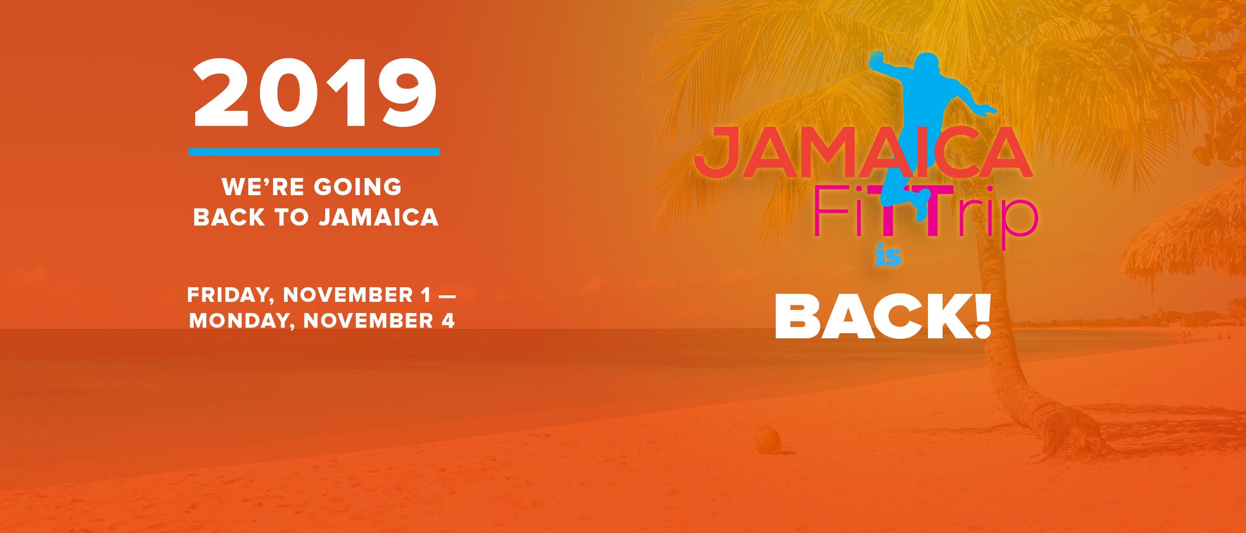 Jamaica Fit Trip 2019