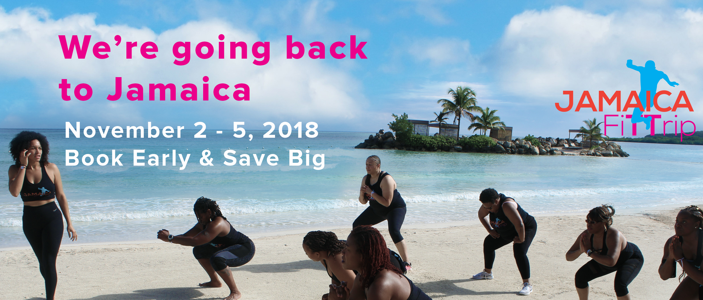 Jamaica Fit Trip 2018